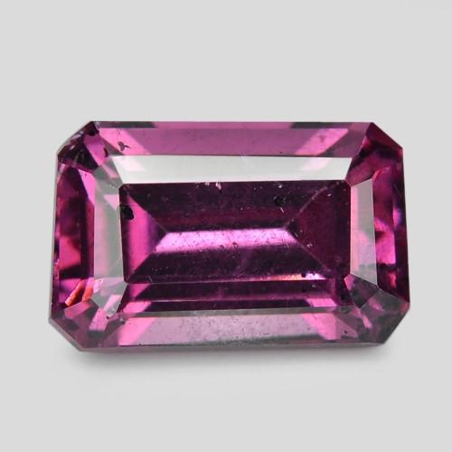 1.65 Cts Pink Color Natural Malaya Garnet Gemstone
