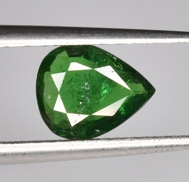 Top Color Tsavorite Gemstone 0.66 Carats