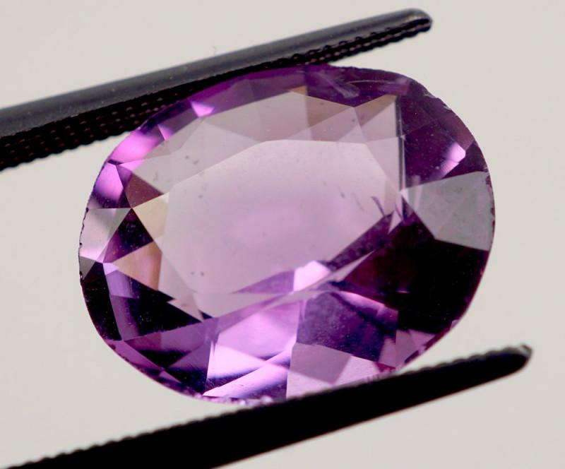 5.4 CT Unheated Purple Amethyst (Uruguay)
