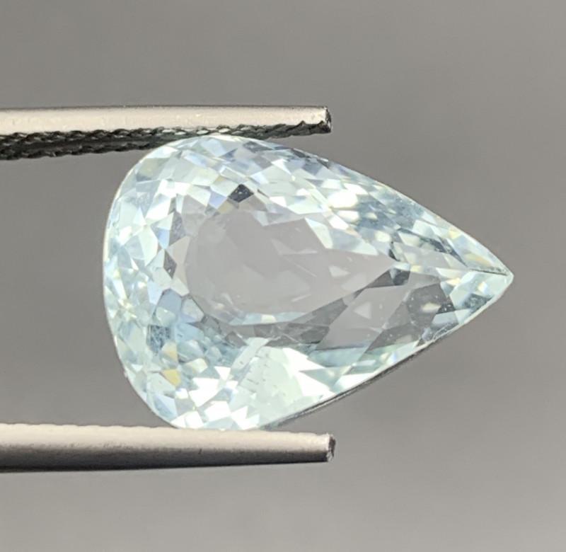 9.60 CT Aquamarine Gemstones