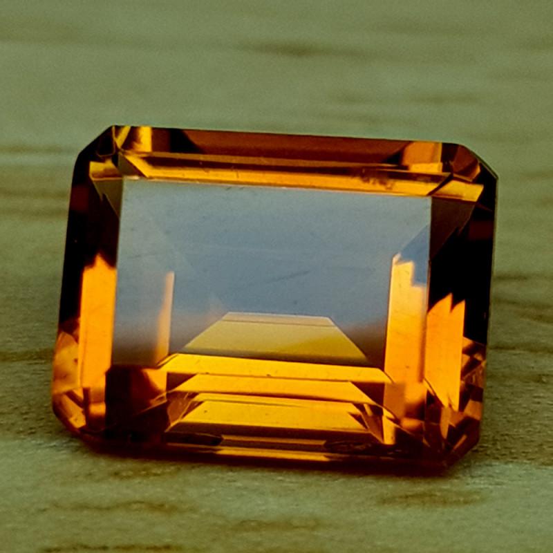 1.25Crt Madeira Citrine Natural Gemstones JI61