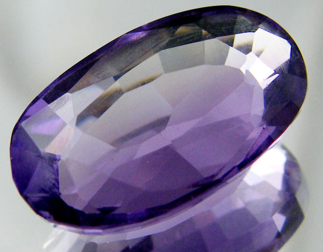 VVS BRILLIANT QUALITY AMETHYST STONE 9.6 CTS ST 253