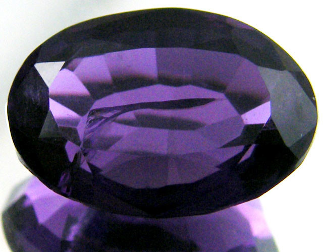 VVS BRILLIANT QUALITY AMETHYST STONE 7.4  CTS ST 258