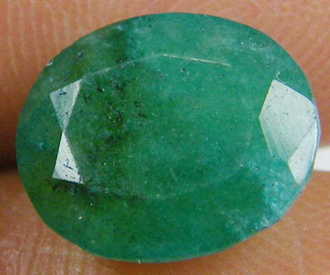 SUPERB AAA QTY FACETED FLUORITE STONE  2.75 CTS  ST 411