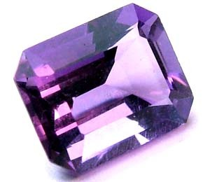 AMETHYST FACETED STONE 2.30 CTS CG - 88