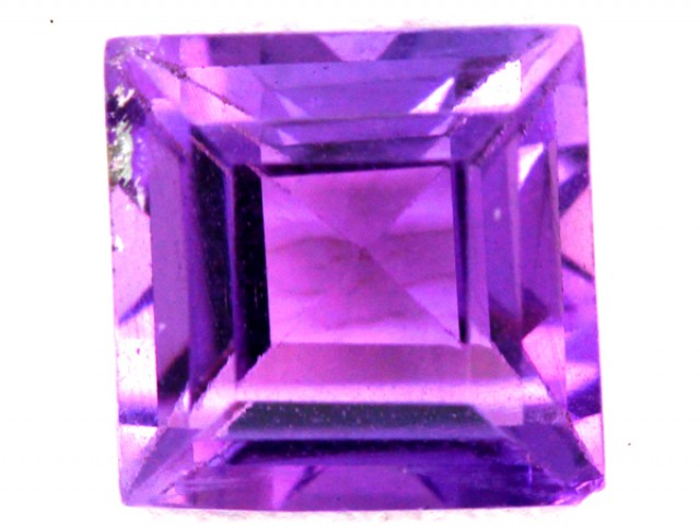 AMETHYST FACETED STONE 1.65 CTS CG - 291