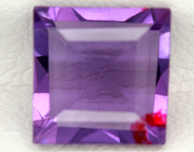 AMETHYST FACETED STONE 1.35 CTS CG - 292