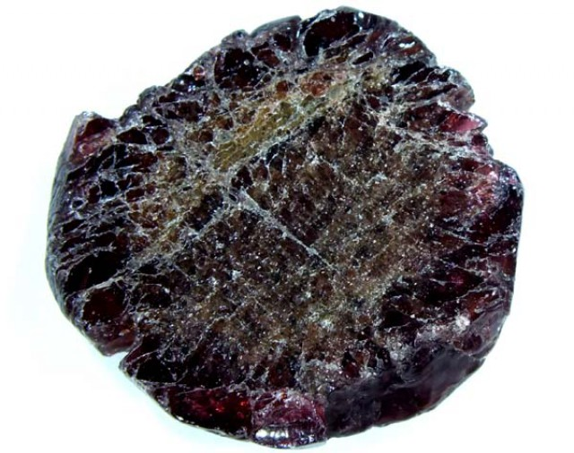 GARNET BEAD NATURAL DRILLED 35.55 CTS NP-716