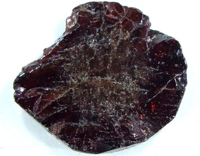 GARNET BEAD NATURAL DRILLED 24.75 CTS NP-712