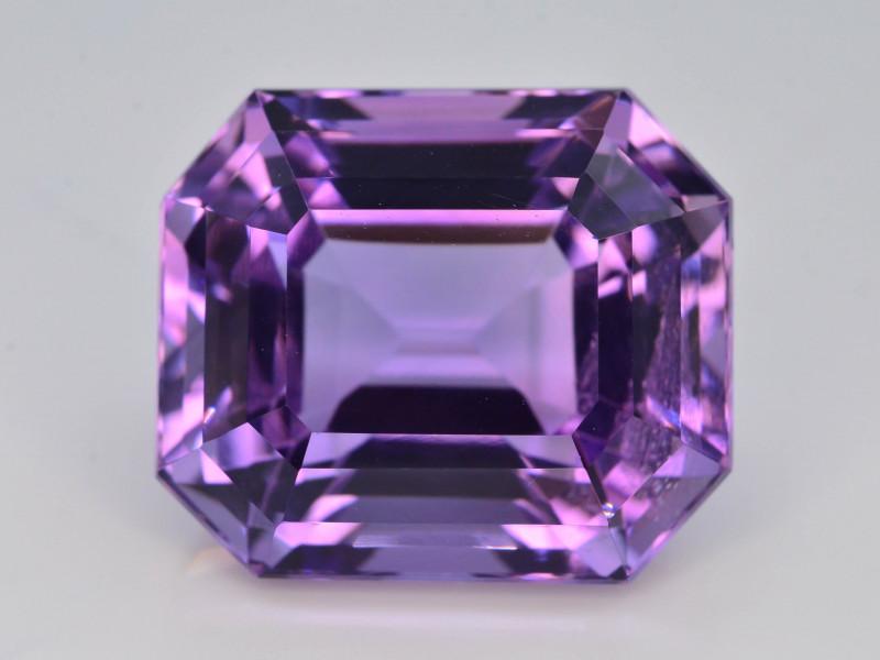 Deep Purple 27.45 Ct Natural Amethyst ~ Africa