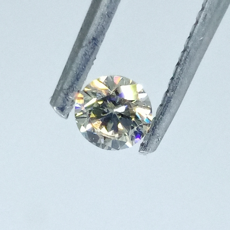 0.30ct  H - SI2 Diamond , 100% Natural Untreated