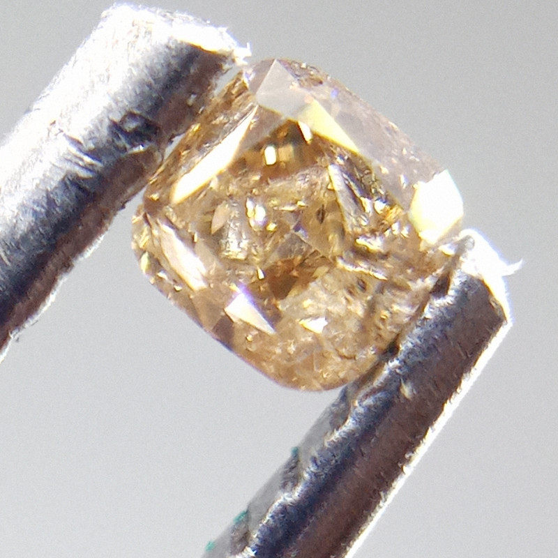 0.15ct  Fancy Brown Diamond , 100% Natural Untreated