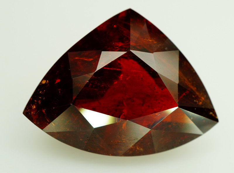 21.56  ct. Natural Earth Mined Orange Spessartite Garnet Africa