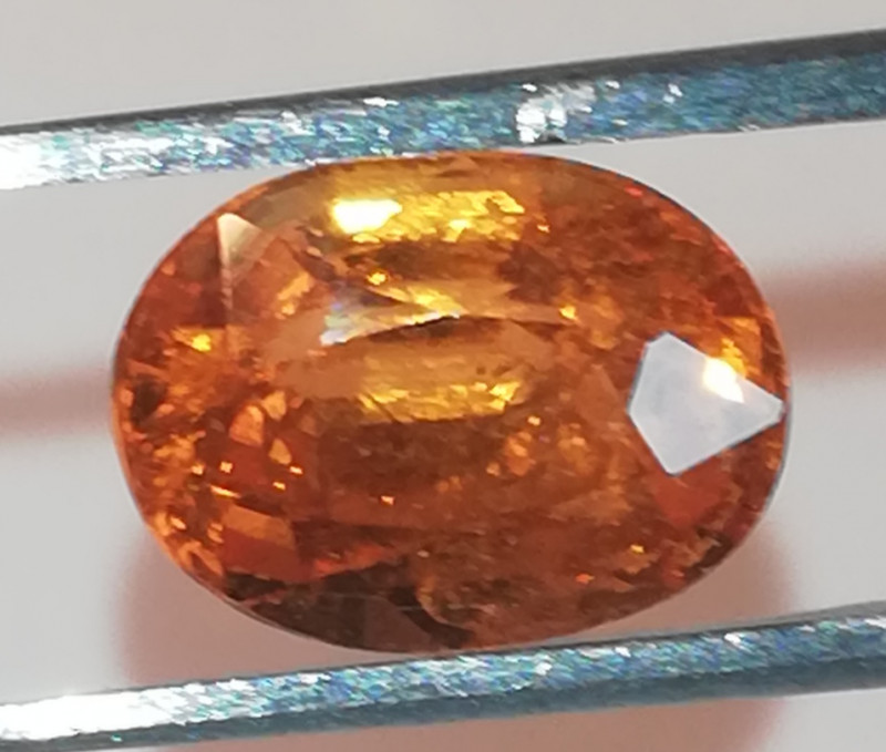 Spessartite, 1.87ct, very beautiful little gemstone!