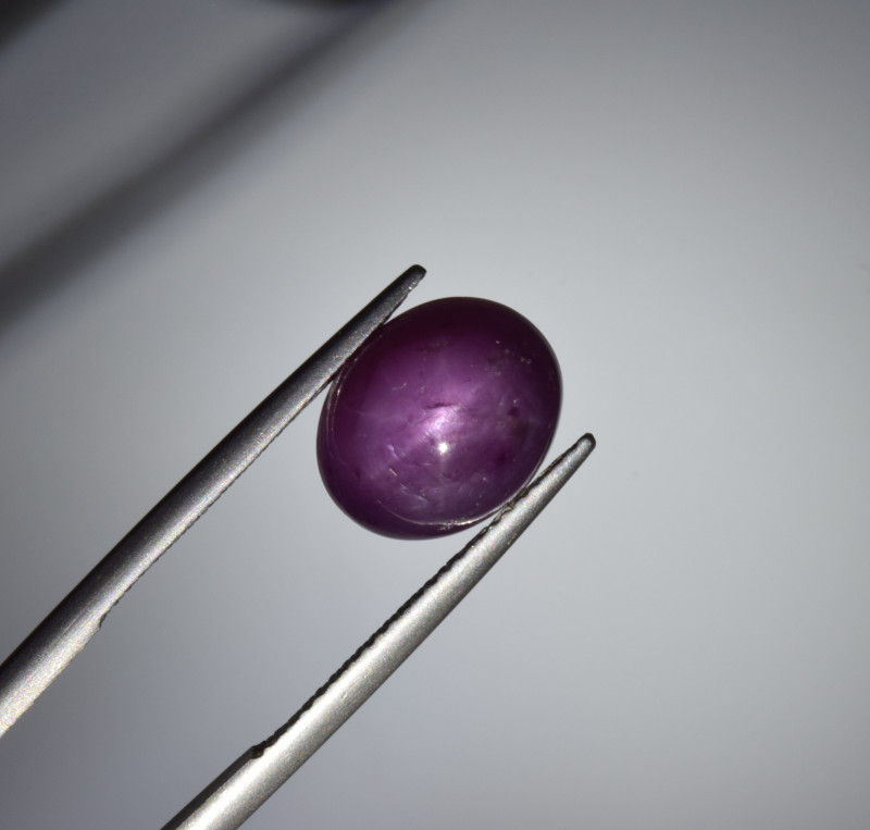 Natural Star Ruby 7.15 Cts from Guinea