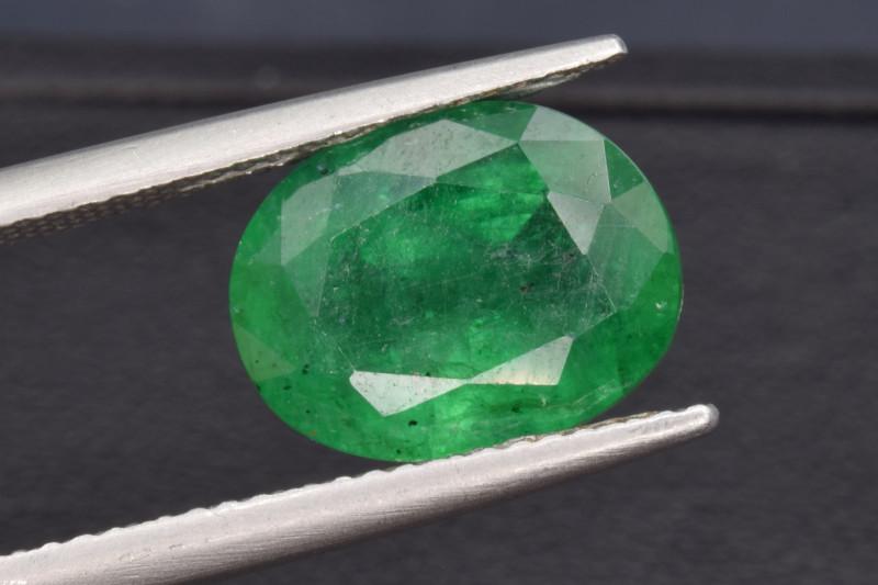 Zambian Natural Rare Emerald 4.12Cts Well Cut Gemstone