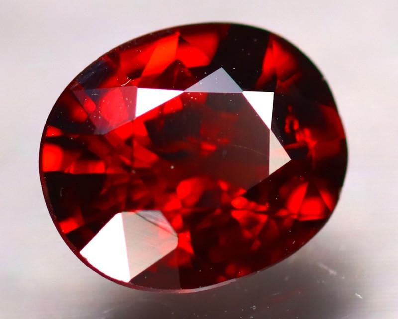 Almandine 2.46Ct Natural Vivid Blood Red Almandine Garnet DA0803/B3
