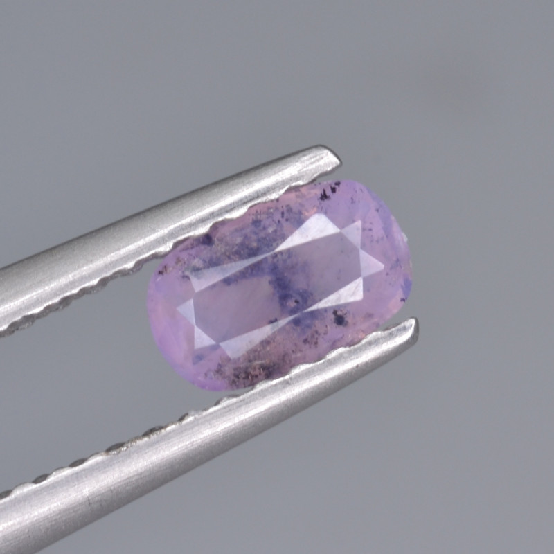 Natural Pink Sapphire 0.40 Cts from Afghanistan