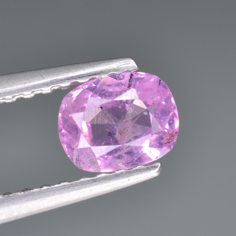 Natural Pink Sapphire 0.62 Cts from Afghanistan