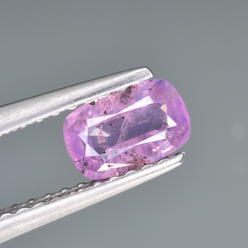 Natural Pink Sapphire 0.65 Cts from Afghanistan
