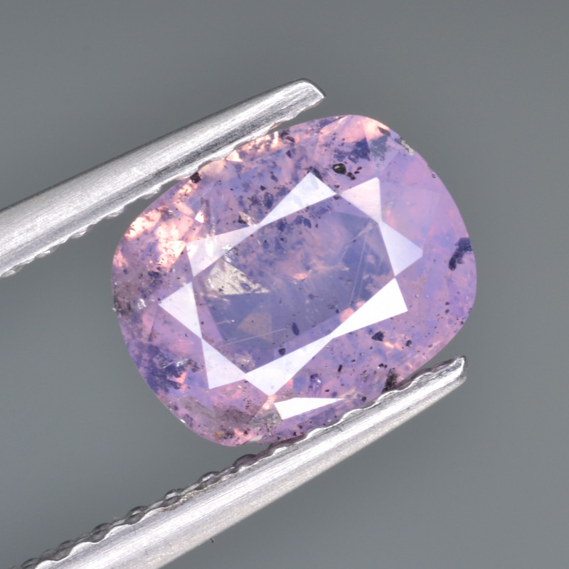 Natural Pink Sapphire 1.82 Cts from Afghanistan