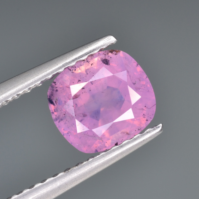 Natural Pink Sapphire 1.88 Cts from Afghanistan