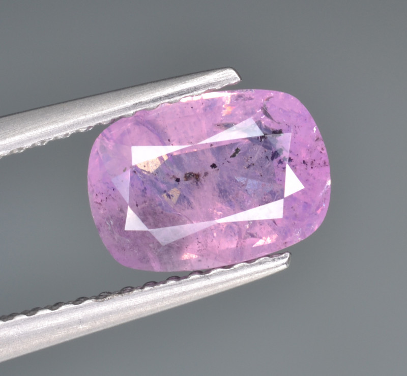 Natural Pink Sapphire 2.05 Cts from Afghanistan
