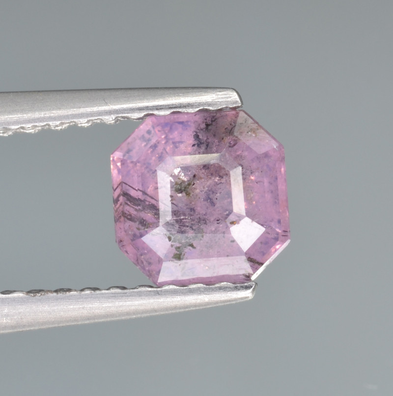 Natural Pink Sapphire 0.89 Cts from Afghanistan
