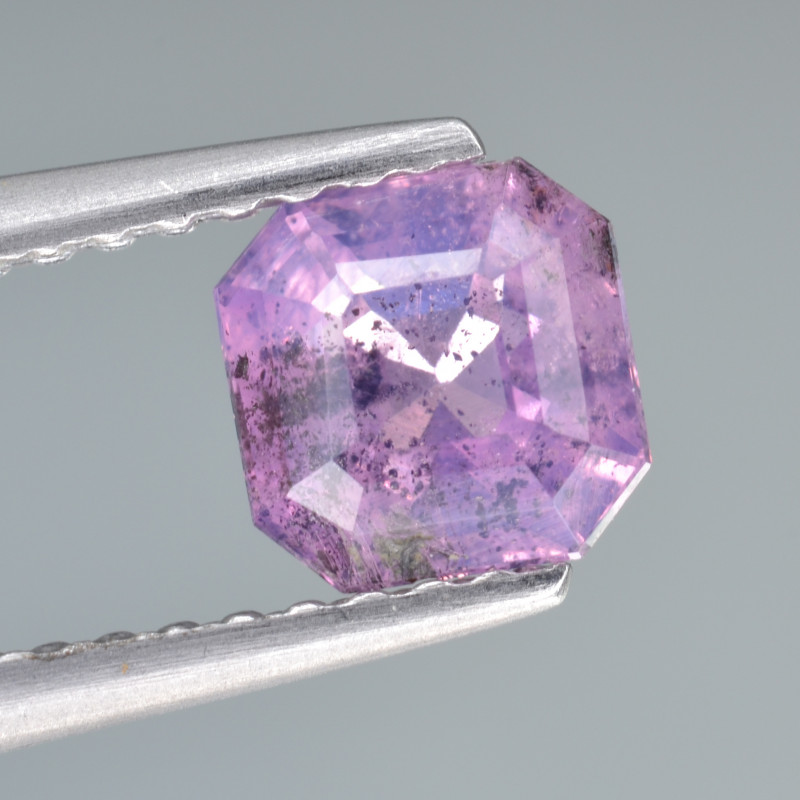Natural Pink Sapphire 0.97 Cts from Afghanistan