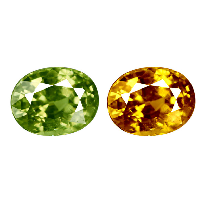 1.28 Cts Very Rare Color Changing Natural Chrysoberyl Gemstone