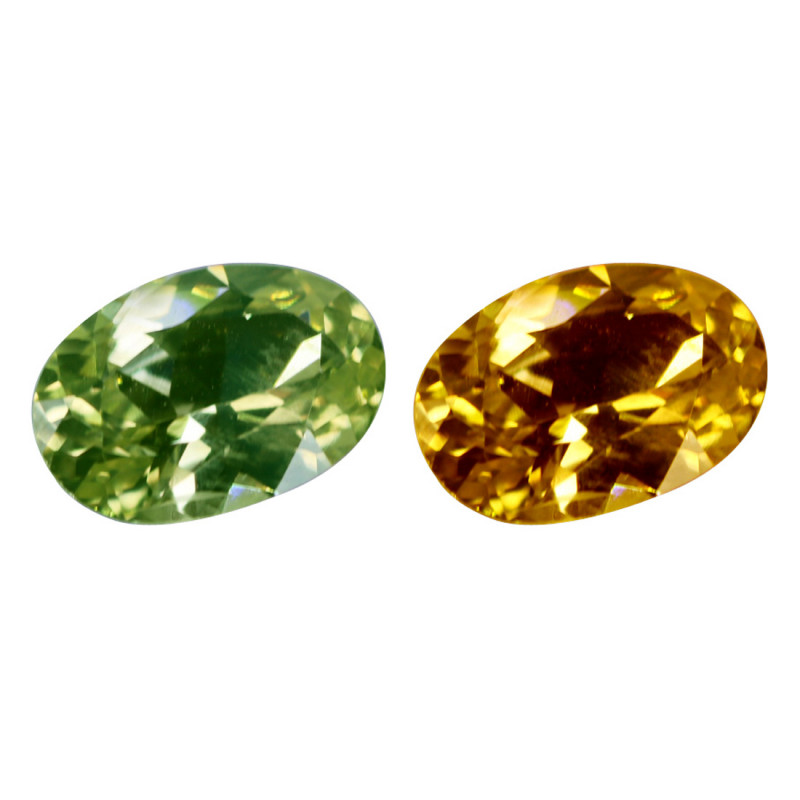 1.01 Cts Very Rare Color Changing Natural Chrysoberyl Gemstone