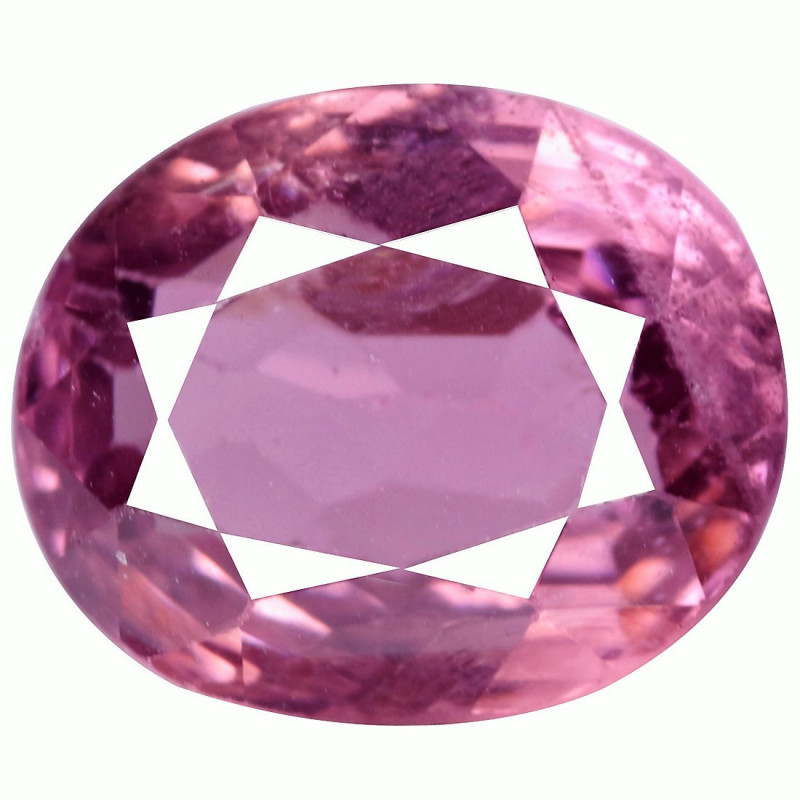 1.84 Cts Unheated Rare Purple Pink Color Natural Spinel Gemstone