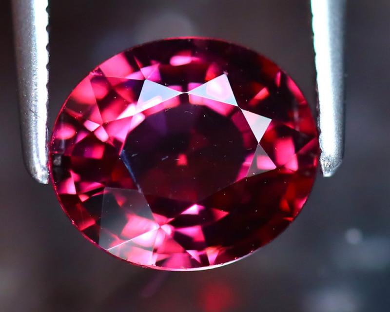 Rhodolite 2.08Ct Natural Purplish Red Rhodolite Garnet  EF1318/A5