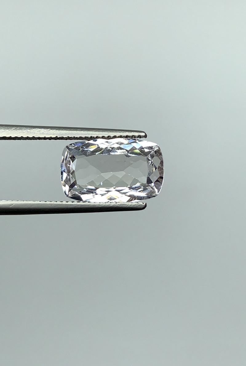2.42Carats Natural  Morganite Gemstone