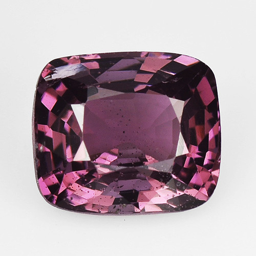 0.88 Cts Un Heated Very Rare Purple Pink Color Natural Spinel Gemstone