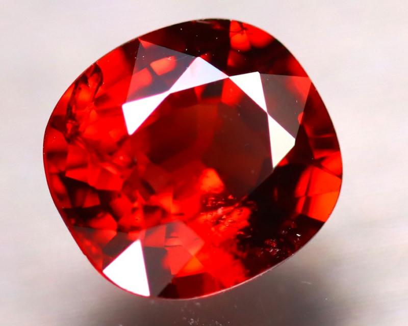 Almandine 2.20Ct Natural Red Almandine Garnet D1603/B3