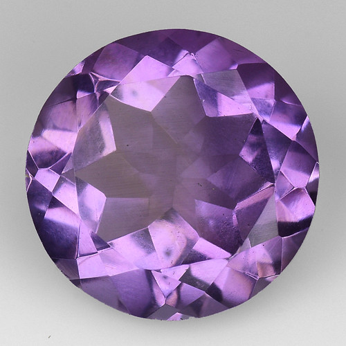 3.35 Ct Natural Amethyst Top Cutting Top Quality Gemstone AM10