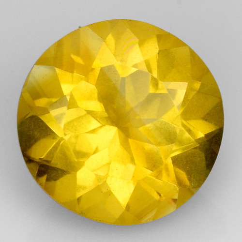 3.27 Ct Natural Citrin Top Quality Gemstone. CT10