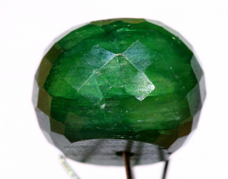 12.45CTS EMERALD BEAD FACETED CG-2314