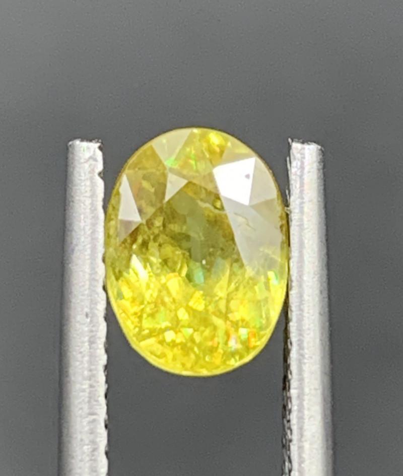 1.03 CT Natural Tantanite Sphene