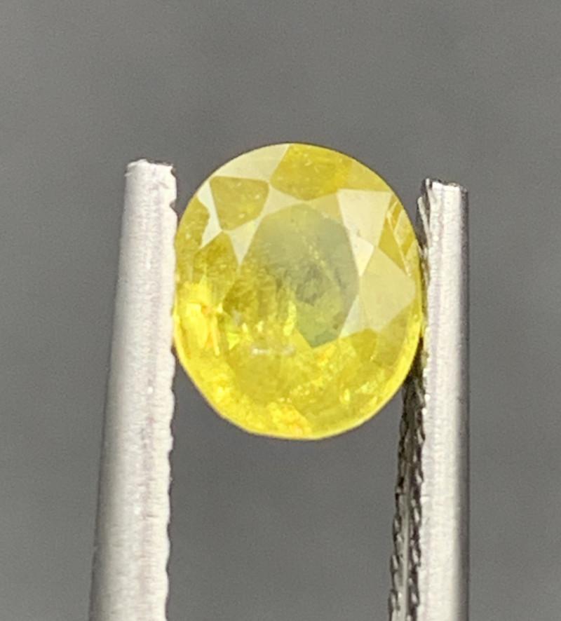 0.94 CT Natural Tantanite Sphene
