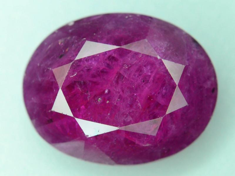 Top Clarity & Color 9.05 ct Rarest Pink Corundum Sapphire ~K