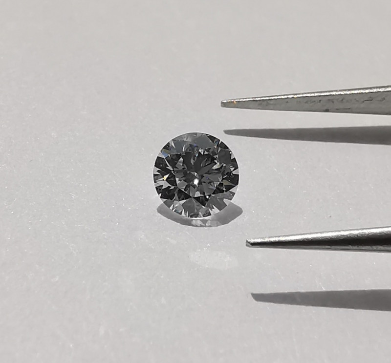0.29 CT natural diamond D color IF GIA