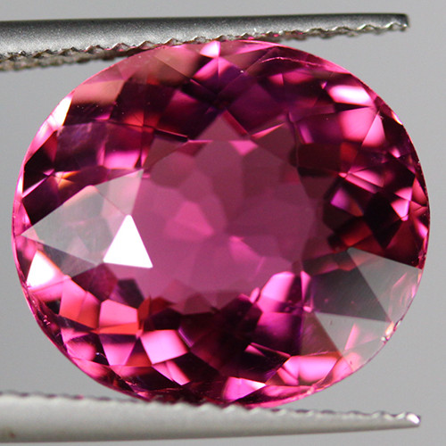 8.19 CT Natural Rubellite tourmaline from Mozambique Excellent Color-PTM116