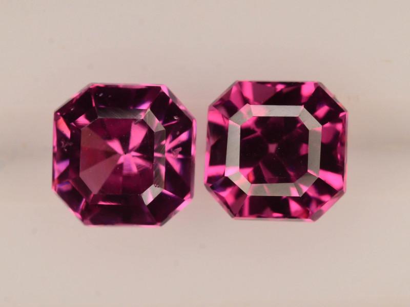 AAA Cut 2.05 Ct Natural Ravishing Color Rhodolite Garnet