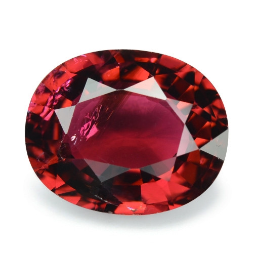 3.63 Cts Un Heated Pink Color Natural Tourmaline Loose Gemstone
