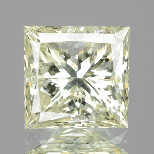 0.55  Cts Untreated Fancy White Color Natural Loose Diamond