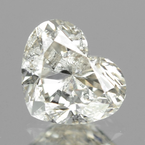 0.33 Cts Untreated Fancy White Color Natural Loose Diamond