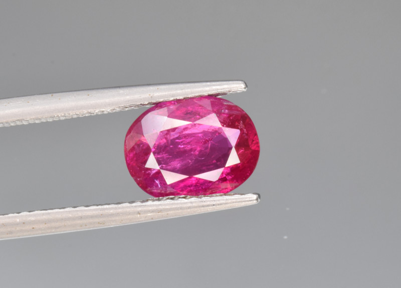 GIA Natural ruby 1.80 Cts Top Quality from Afghanistan