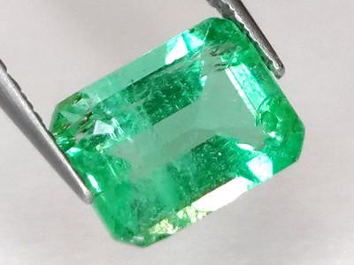 Certified  ct Emerald
